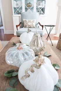 Charming rustic centerpieces that will fill up your tables 29