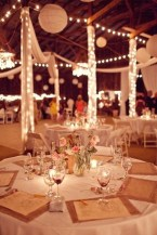 Charming rustic centerpieces that will fill up your tables 42