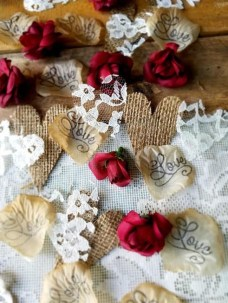 Charming rustic centerpieces that will fill up your tables 56