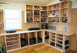 Handy corner storage ideas that will maximize your space 35