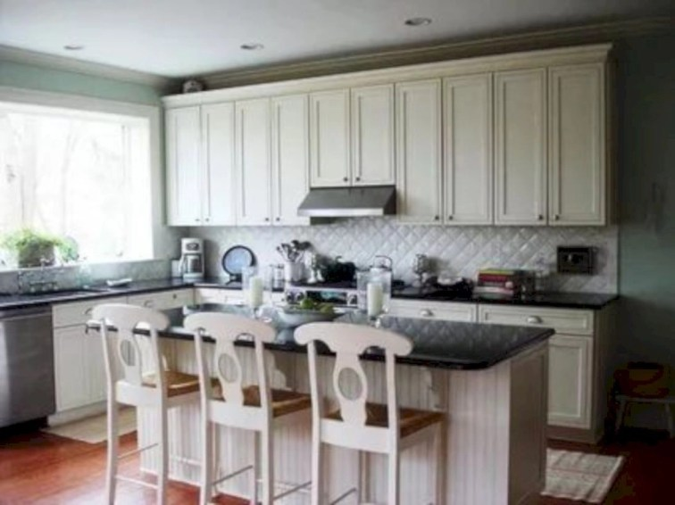 Inventive kitchen countertop organizing ideas to keep it neat 41