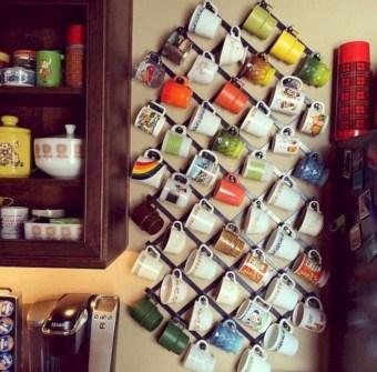 On a budget diy coffee mug holders you can easily make 15