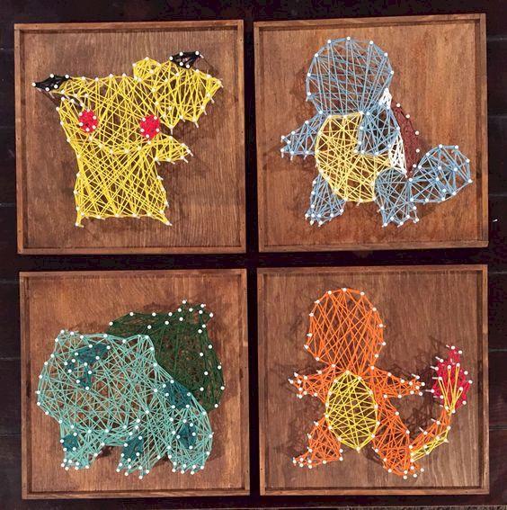 11 Creative Diy String Art Project Ideas To Inspire You Godiygo Com