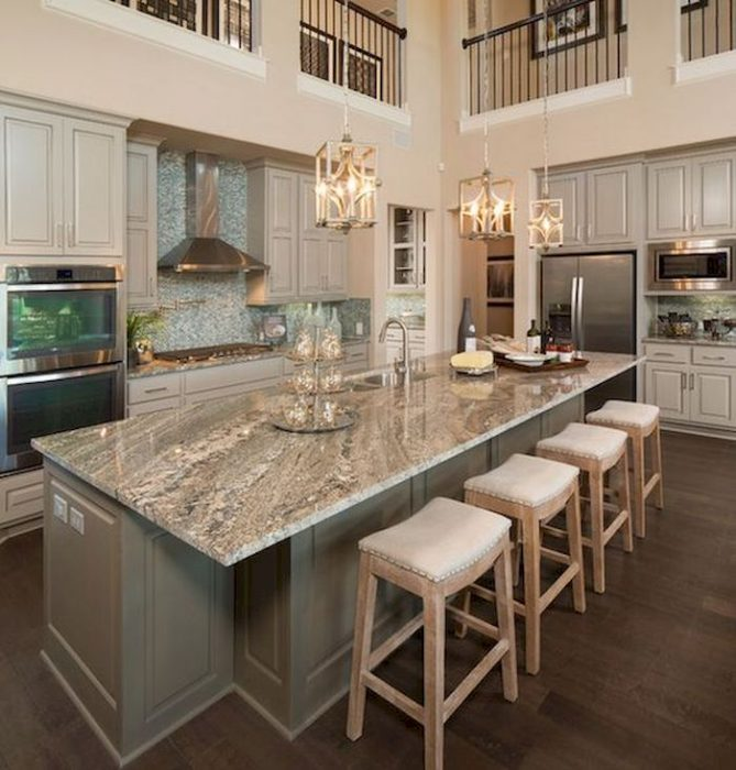 Unique Small Kitchen Island Ideas To Try: 11 Unique Kitchen Island Ideas To Fill Your Extra Space In