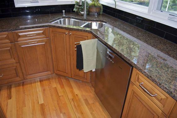 10 Modern Minimalist Kitchen Sink Ideas - GODIYGO.COM