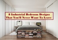 8 industrial bedroom designs that you'll never want to leave