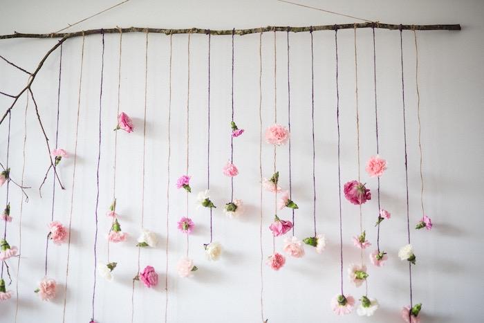 22 Floral Diy Spring Garland To Spruce Up Space Godiygo Com