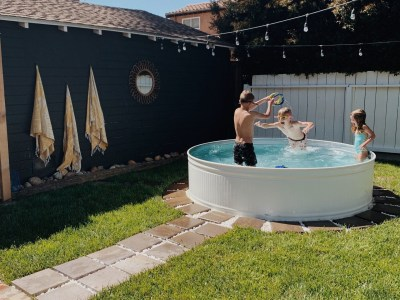 DIY Swimming Pool Ideas To Make Your Summer Better With Relax And Unwind
