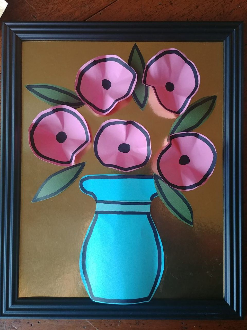 Floral 3d wall hanging DIY Inspire Flower Crafts Ideas Your Kids Can Create With Or Without You
