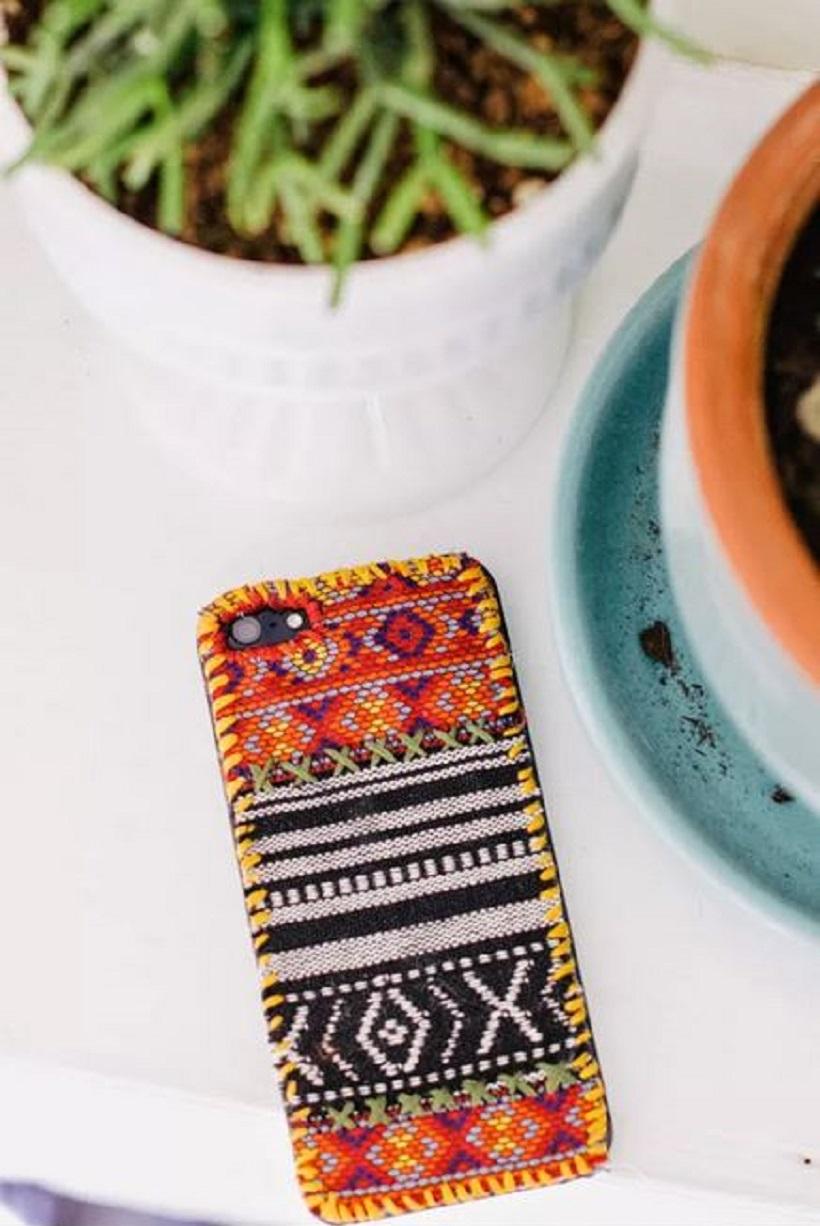 Bohemian phone case