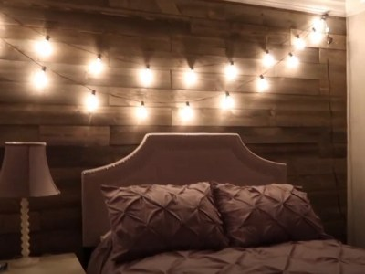 Easy diy rustic bedroom decor ideas to feel nice and comfortable
