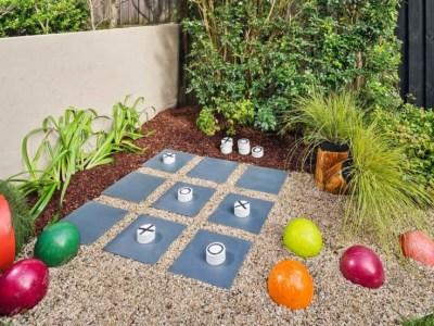 DIY Garden Ideas To Serve A Playhouse For Your Family Member