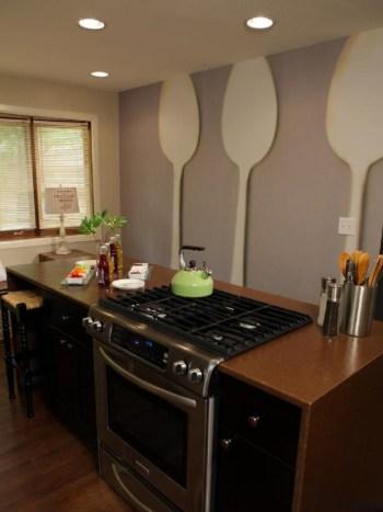 Wonderful artwork for kitchen