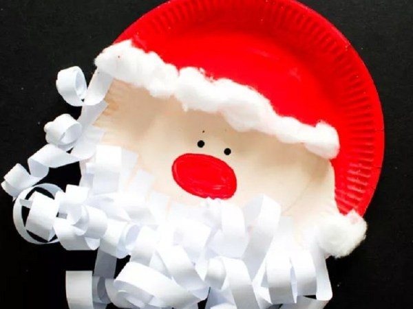 Eye-catching santa crafts that anyone can tackle them easily in one cozy afternoon
