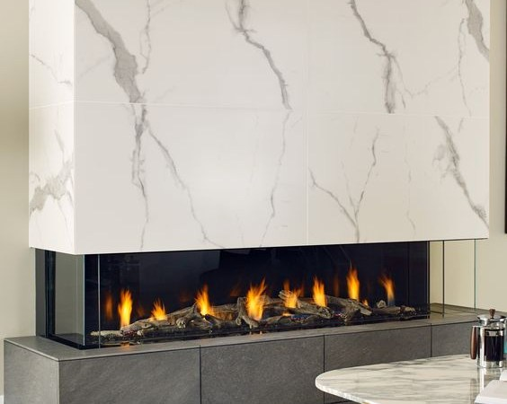 Gorgeous contemporary fireplace designs that very cozying up any space