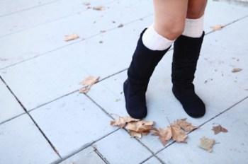Diy cool leg warmers