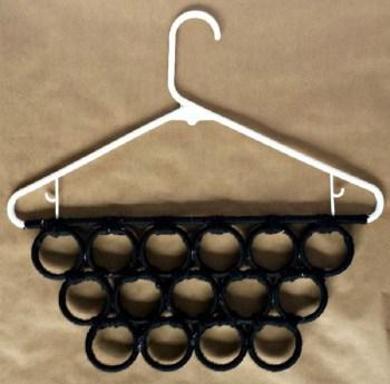Unite shower curtain rings