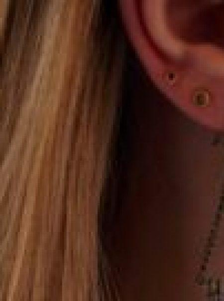 Cool diy seed bead fringe earrings