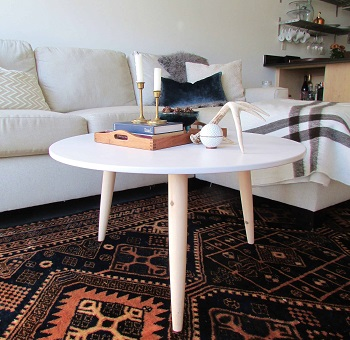 Diy modern coffee table Stylish Comfortable DIY Project For Your Entertaining Living Room