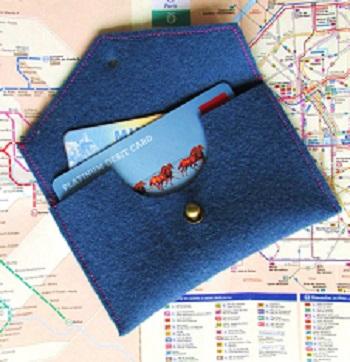 Diy travel wallet Super Girls DIY Ideas To Create Unbelievable Chic Wallets