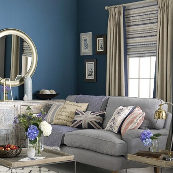 Dress the windows Restyle Your Home Interiors On A Budget With Decor Hack Ideas
