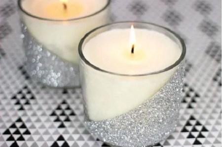 Elegant candleholders