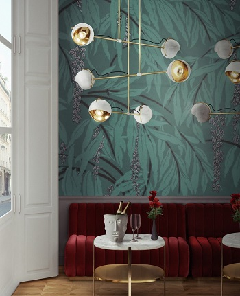 Exotic and magical wallpaper choices How To Display China Touch To Your Home Decoration For Beautiful Spaces