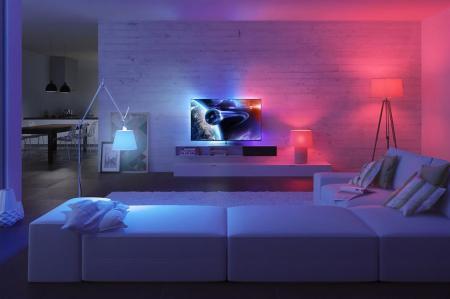 Smart lighting fixtures