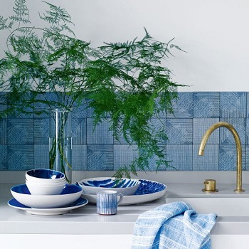 Tile a splashback Funny Weekend DIY Project To Keep You Out Off Boring