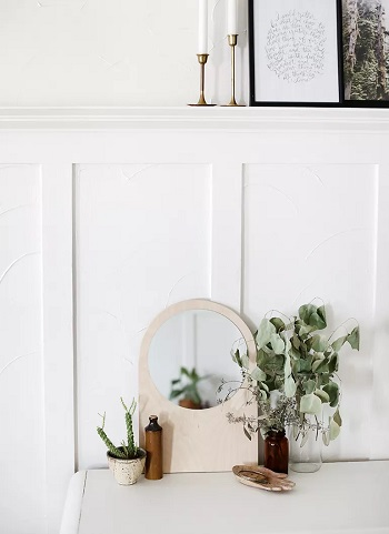 DIY Mirror Framing Ideas That Unexpectedly Stealing Attention