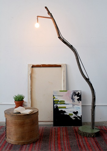 Easy To Create DIY Floor Lamp Ideas To Highlight Your Space