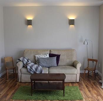 Build wood wall sconces DIY Unique Wall Sconce Ideas To Have Warm Elegance Light Decor