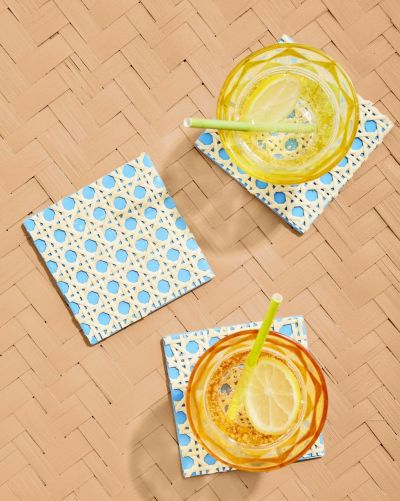 Diy coasters with canning
