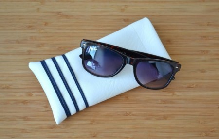 Sunglasses cases with nautical vibes