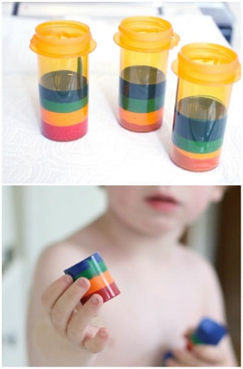 DIY Smart Ways To Reuse And Repurpose Empty Pill Bottle