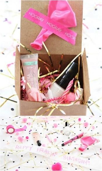 Birthday gift for girl
