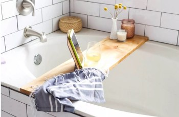 Diy bathroom try