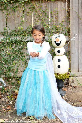 Elsa costume for girl