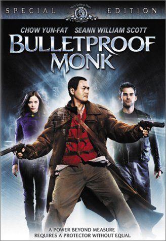 Bullet Proof Monk