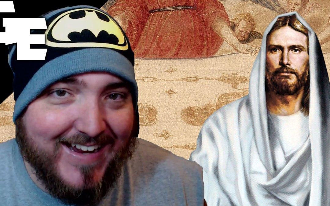 Scientific Proof Jesus Resurrected via Shroud Of Turin