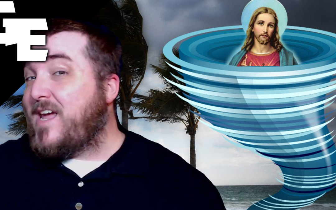 How The Wind Ultimately Proves God Exists
