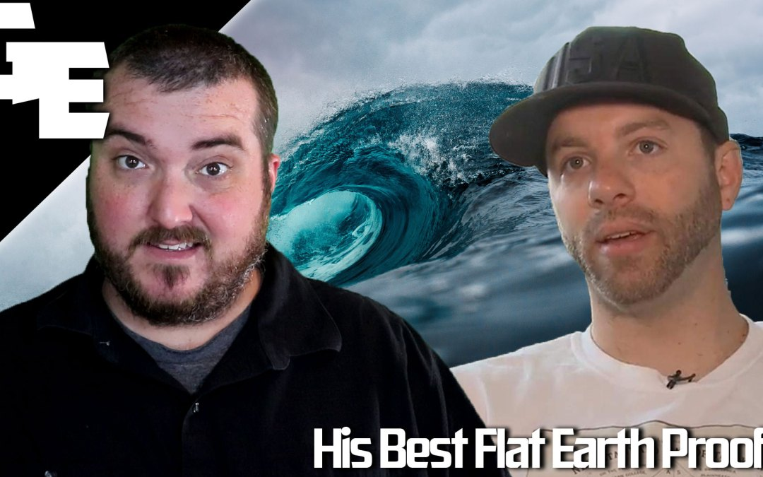 Nathan Thompsons Best Proof For A Flat Earth