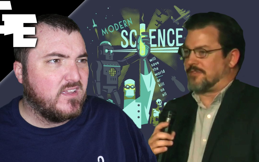 Apologist Claims Scientists Shouldn't Answer Questions