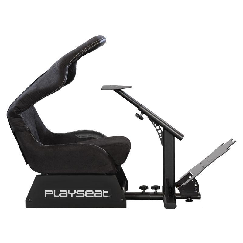 playseat evolution racing chair alcantara nero