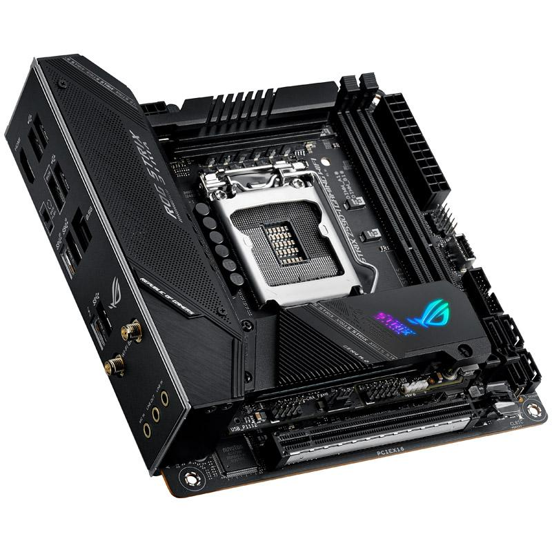 asus rog strix z590 i gaming wifi intel z590 mainboard socket 1200