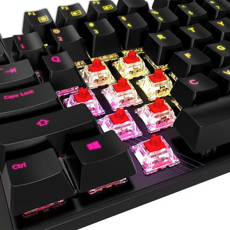 gigabyte aorus k1 tastiera gaming rgb mx red nera de layout