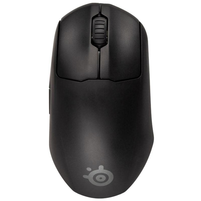 steelseries prime gaming mouse nero