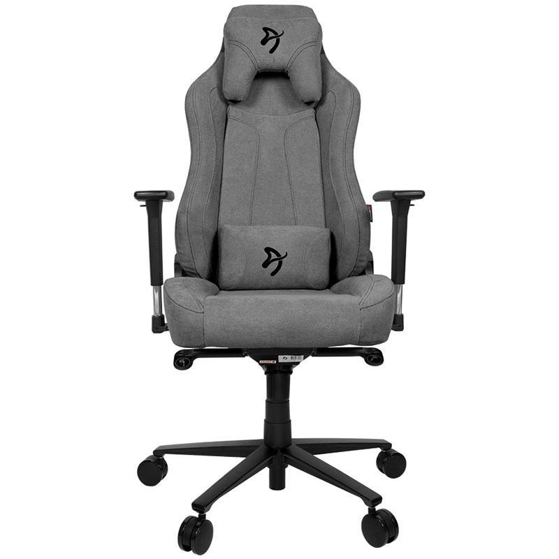 arozzi vernazza gaming chair tessuto da tappezzeria antracite