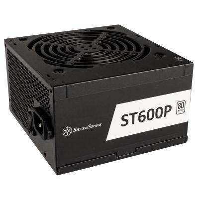 silverstone st600p alimentatore 80 plus 600 watt