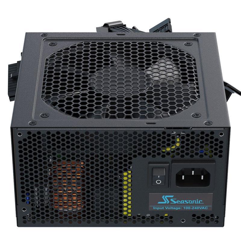 seasonic g12 gc 550 gold alimentatore 550 watt nero